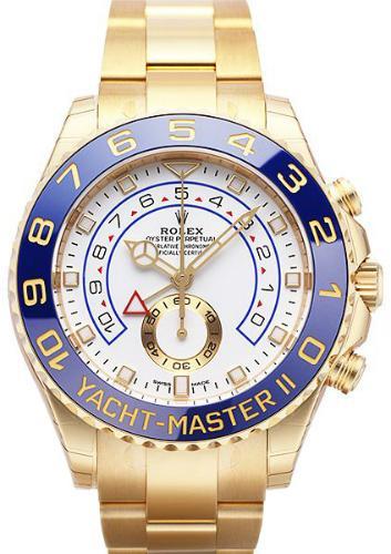 Rolex Yacht-Master II mit drehbarer Luenette