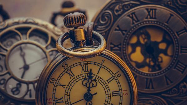 Antike Taschenuhren