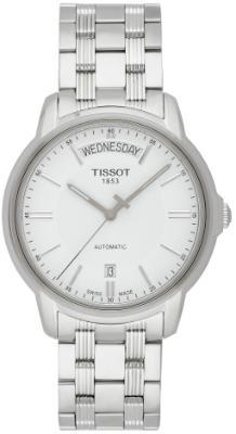Tissot T-Classic Automatics III Day Date Damenuhr Herrenuhr