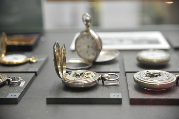 Alte deutsche Taschenuhren