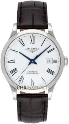 Longines Record Automatic 38,5mm in der Version L2-820-4-11-2