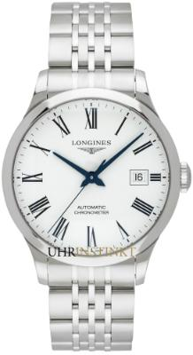 Longines Record Automatic 38,5mm in der Version L2-820-4-11-6