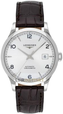 Longines Record Automatic 38,5mm in der Version L2-820-4-76-2