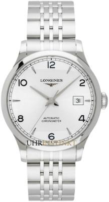 Longines Record Automatic 38,5mm in der Version L2-820-4-76-6
