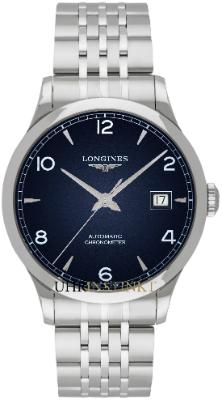 Longines Record Automatic 38,5mm in der Version L2-820-4-96-6
