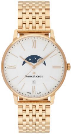 Maurice Lacroix Eliros Moonphase in der Version EL1108-PVP06-112-1