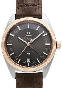 Omega Constellation Globemaster Co-Axial Master Chronometer Annual Calendar 41mm in der Version 130-23-41-22-06-001
