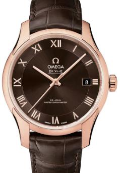 Omega De Ville Hour Vision Co-Axial Master Chronometer 41mm in der Version 433-53-41-21-13-001