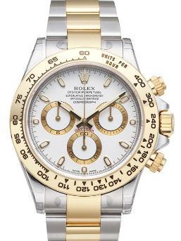 Rolex Cosmograph Daytona Superlative Chronometer