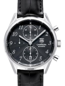 Tag Heuer Carrera Calibre 16 Heritage Automatik Chronograph 41mm in der Version CAS2110-FC6266