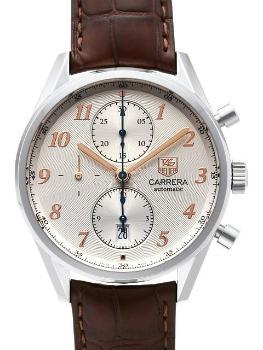 Tag Heuer Carrera Hertiage Chronograph in der Version CAS2112-FC6291