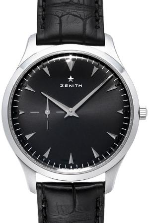 Zenith Elite Ultra Thin in der Version 03-2010-681-21-C493