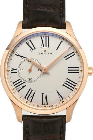Zenith Elite Ultra Thin in der Version 18-2010-681-11-C498