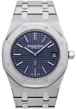 Audemars Piguet Royal Oak Extra-Thin 39mm mit der Referenz 15202ST-OO-1240ST-01