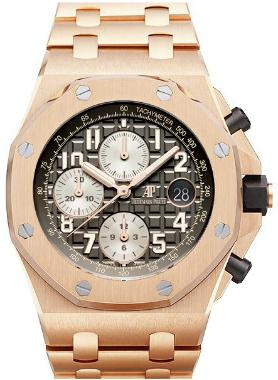 Audemars Piguet Royal Oak Offshore Chronograph 42mm mit der Referenz 26470OR-OO-1000OR-02
