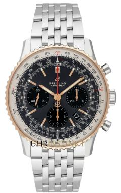 Breitling Navitimer 1 B01 Chronograph 43 in der Version UB0121211F1A1