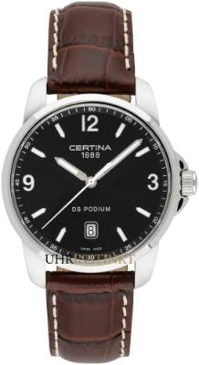 Certina Quarz DS Podium in der Version C001-410-16-057-00