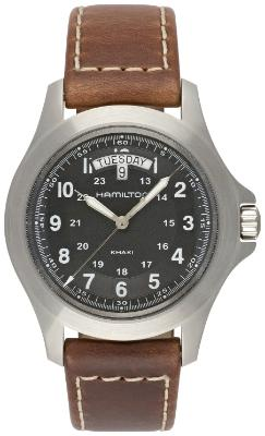 Hamilton Khaki Field King Quarz in der Version H64451533