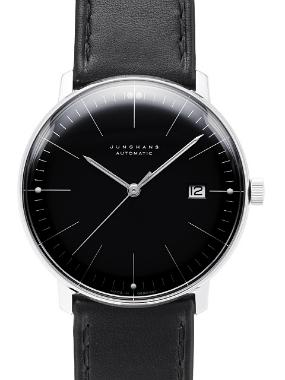 Junghans Max Bill Automatic in der Version 027-4701-00
