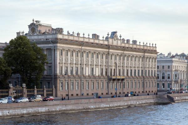 Marmorpalast in Sankt Petersburg