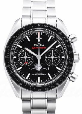 Omega Speedmaster Moonwatch Moonphase Chronograph 44,25mm in der Version 304-30-44-52-01-001