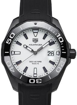 TAG Heuer Aquaracer Quarz 43mm in der Version WAY108A-FT6141