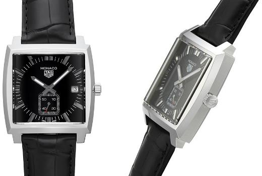 TAG Heuer Monaco Quarz 37mm in der Version WAW131A-FC6177