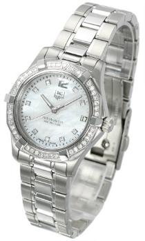 Tag Heuer Aquaracer Quarz 32mm in der Version WAF1313-BA0819