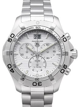 Tag Heuer Aquaracer Quarz Chronograph in der Version CAF101F-BA0821