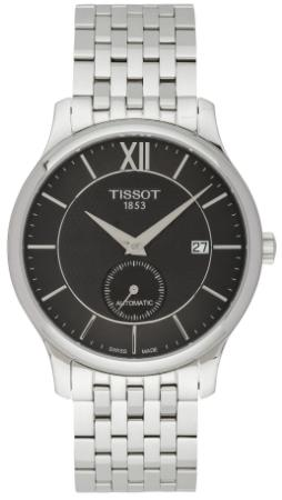 Tissot T-Classic Tradition Automatic Small Second in der Version T063-428-11-058-00