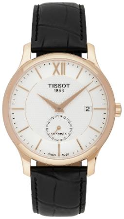 Tissot T-Classic Tradition Automatic Small Second in der Version T063-428-36-038-00