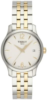 Tissot T-Classic Tradition Lady in der Version T063-210-22-037-00