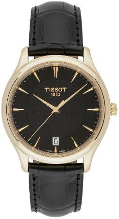 Tissot T-Gold Fascination 18K Gold in der Version T924-410-16-051-00