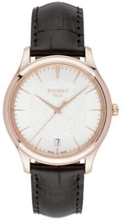 Tissot T-Gold Fascination 18K Gold in der Version T924-410-76-031-00