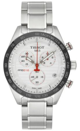 Tissot T-Sport PRS 516 Quarz Chronograph in der Version T100-417-11-031-00