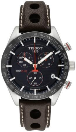 Tissot T-Sport PRS 516 Quarz Chronograph in der Version T100-417-16-041-00