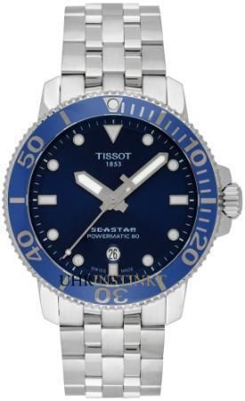 Tissot T-Sport Seastar 1000 Powermatic 80 in der Version T120-407-11-041-00