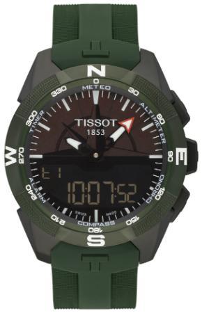 Tissot T-Touch Expert Solar II in der Version T110-420-47-051-00