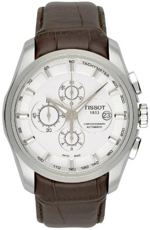 Tissot T-Trend Courturier Automatik Chronograph in der Version T035-627-16-031-00