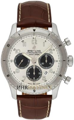 Breitling Navitimer 8 B01 Chronograph 43 in der Version AB01171A1G1P1