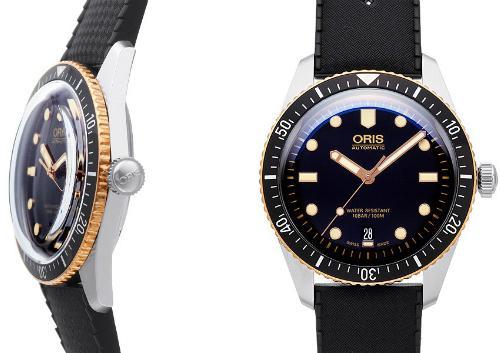 Oris Divers Sixty-Five in der Version 01 733 7707 4354-07 4 20 18