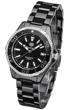 TAG Heuer Aquaracer Quarz 35mm in der Version WAY1395-BH0716