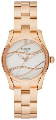 Tissot T-Lady T-Wave in der Version T112-210-33-111-00