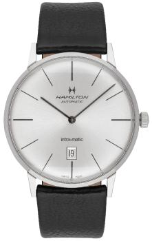Hamilton American Classic Timeless Classic Intra-Matic in der Version H38755751 in Edelstahl