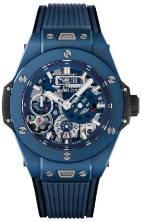 Hublot Big Bang Meca-10 Ceramic Blue 45mm in der Version 414-EX-5123-RX