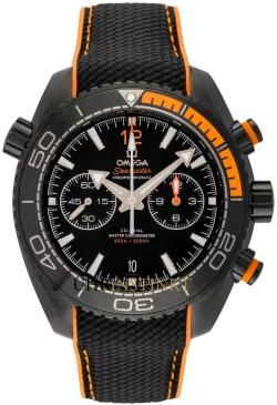 Omega Seamaster Planet Ocean 600 M Co-Axial Master Chronometer Chronograph 45,5mm Deep Black in der Version 215-92-46-51-01-001