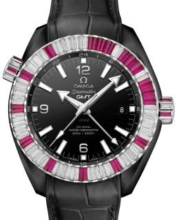 Omega Seamaster Planet Ocean 600 M Co-Axial Master Chronometer GMT 45,5mm in der Version 215-98-46-22-01-002