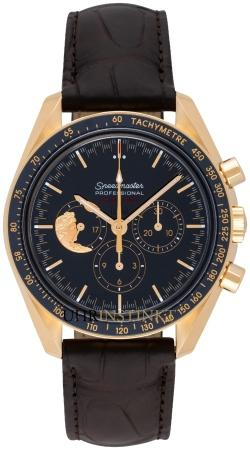 Omega Speedmaster Moonwatch Apollo XVII 45th Anniversary Limited Edition in der Version 311-63-42-30-03-001