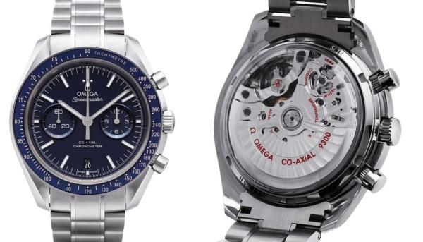 Omega Speedmaster Moonwatch Co-Axial Chronograph in der Version 311-90-44-51-03-001