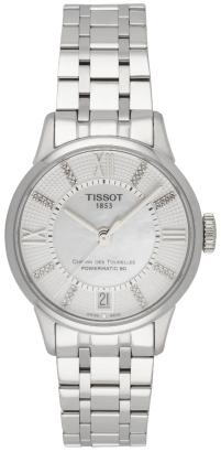 Tissot T-Classic Chemin des Tourelles Automatic Lady in der Version T099-207-11-116-00